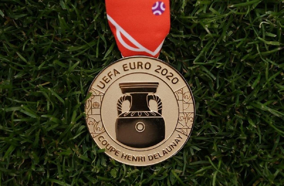 مدال+یورو