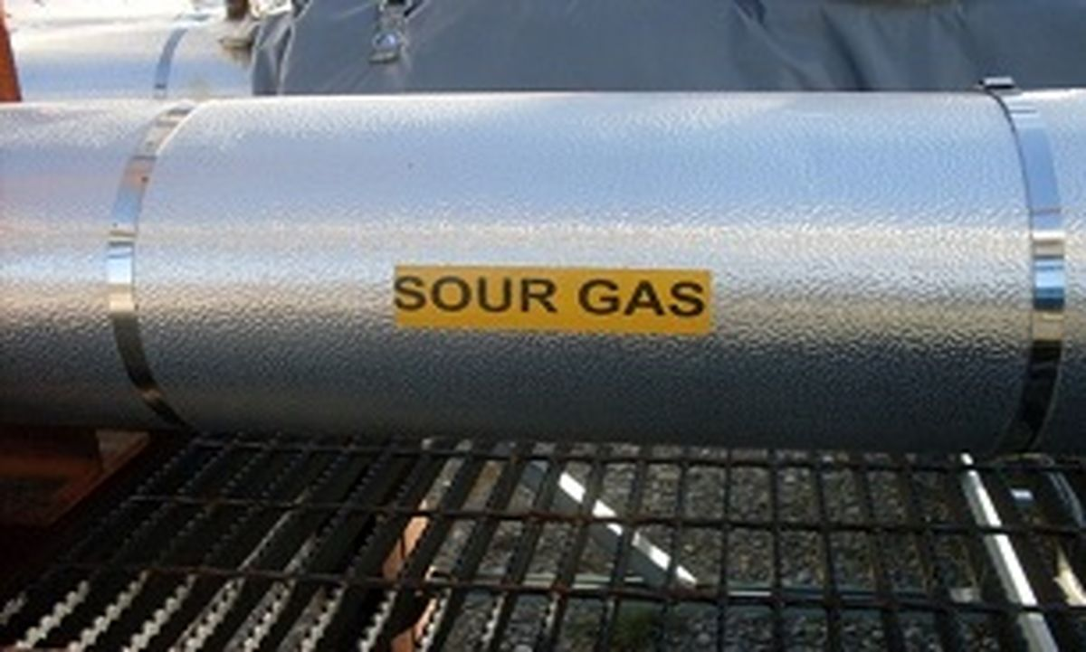 گاز+ترش
