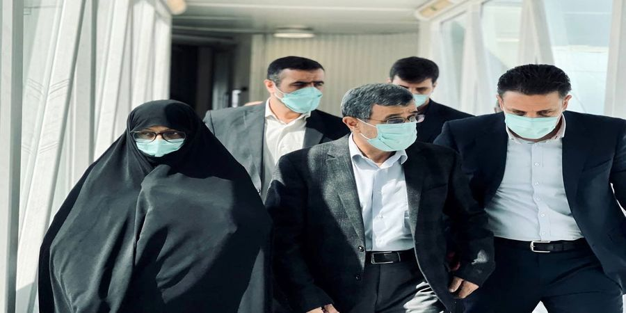 احمدی-نژاد