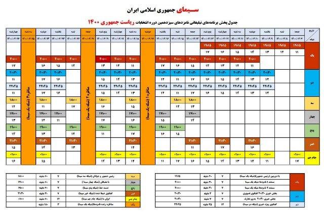 انتخابات+جدول