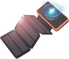 پاوربانک-خورشیدی