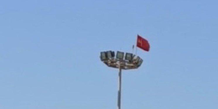 پرچم-پرسپولیس