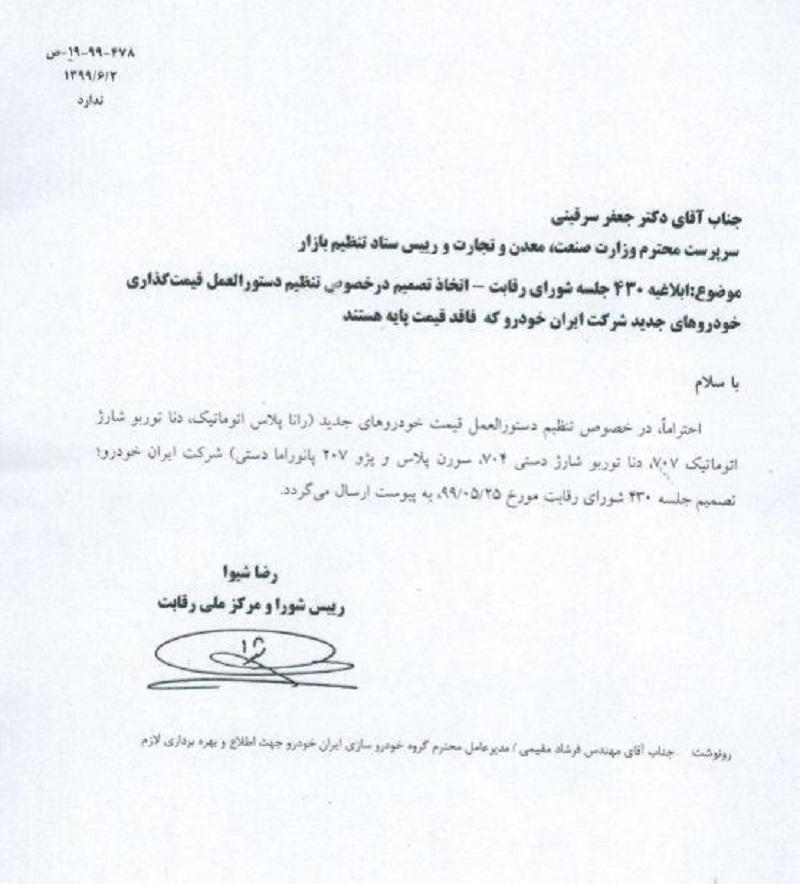 مجوز-ایران-خودرو