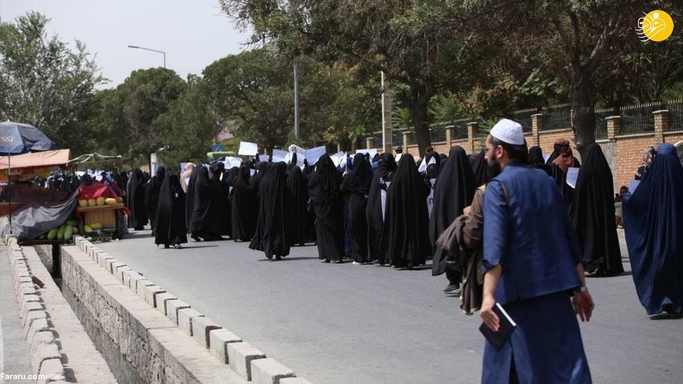 زنان-طالبانی