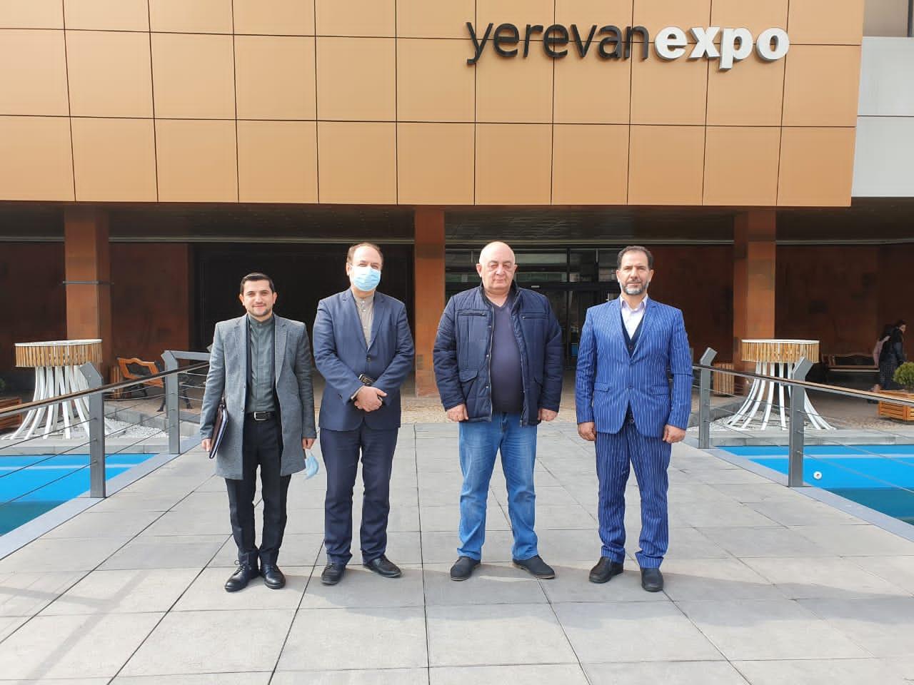 نمایشگاه-اختصاصی-ایران-در-ارمنستان