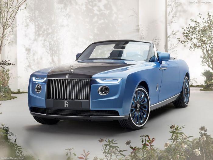 این خودرو ۶۴۴ میلیارد تومان قیمت دارد! + تصاویر