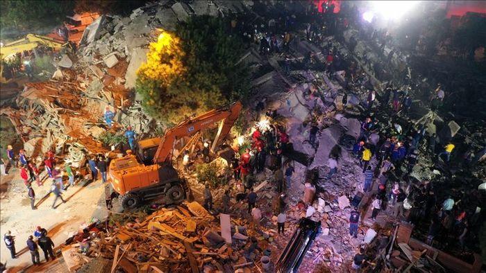 آخرین تلفات زلزله ترکیه ( ۹۹/۰۸/۱۴ )