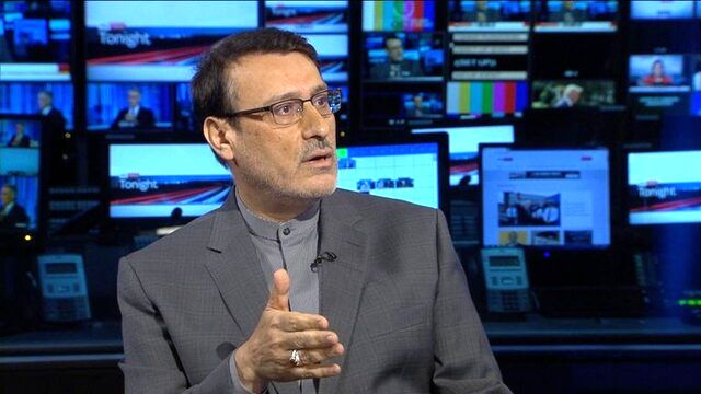 اقدامات ایران برای مقابله با کرونای انگلیسی