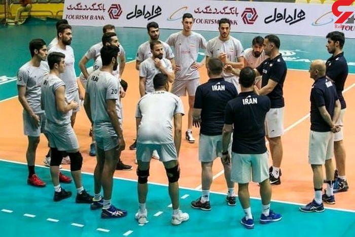 والیبال ایران در رتبه هفتم ردهبندی جهانی قرار گرفت