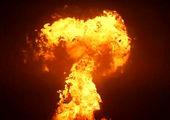 انفجار شدید در دریای خزر / ماجرا چه بود؟ + فیلم