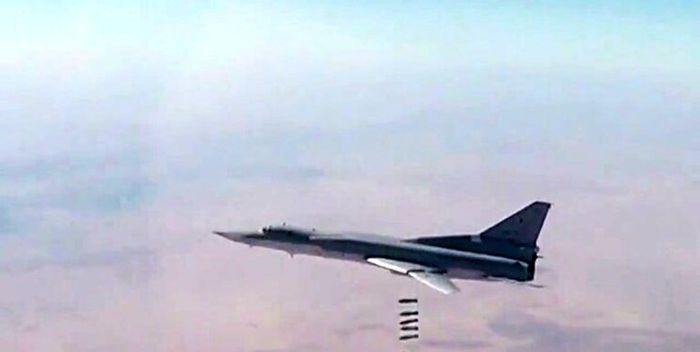 ۲۰۰ کشته در حمله هوایی روسیه به سوریه