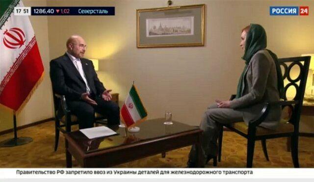 قالیباف: تهران و مسکو به همکاری های ۲۰ و ۵۰ ساله می اندیشند