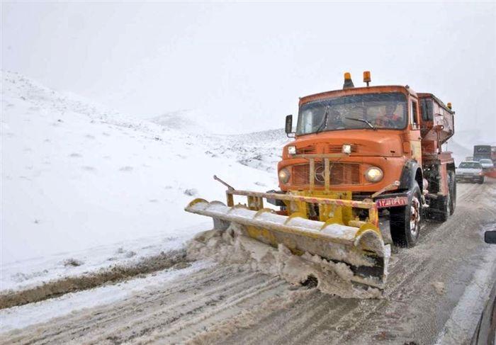 جاده فیروزکوه تا اطلاع ثانوی مسدود شد