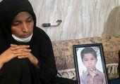 سیل دشتستان، یک زن را با خود برد!
