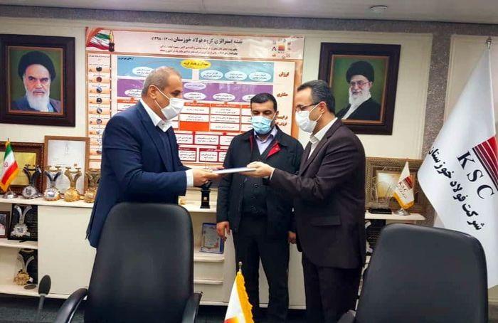 مدیرعامل شرکت فولاد خوزستان انتخاب شد
