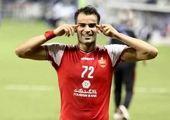 بشار رسن به ۱۰۰ تاییهای پرسپولیس پیوست