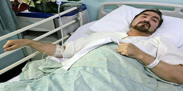 کرونا مجری معروف را راهی بیمارستان کرد