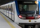 تصاویر / وضعیت اسفبار مترو بعد از ساعت ۱۸