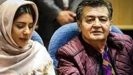 رضا رویگری و همسر جوانش | عکس