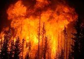 آتش سوزی وحشتناک در دفتر عصرایران +فیلم