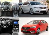 سفیر محصول خودرو آریزو ۵ جدید مدیران خودرو معرفی گردید