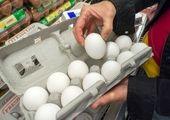 قیمت تخم مرغ بالاتر از این مبلغ گرانفروشی است