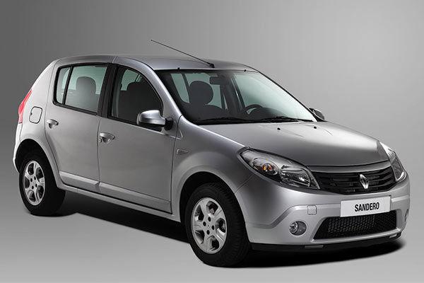 قیمت جدید خودروهای ال ۹۰ و ساندرو در بازار