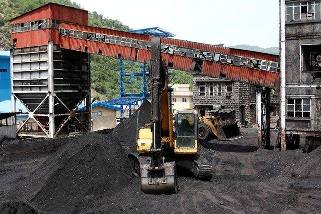 افزایش تولید کنسانتره زغال سنگ ایمیدرو
