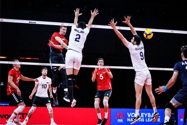 چرا والیبال به آلمان و صربستان باخت؟