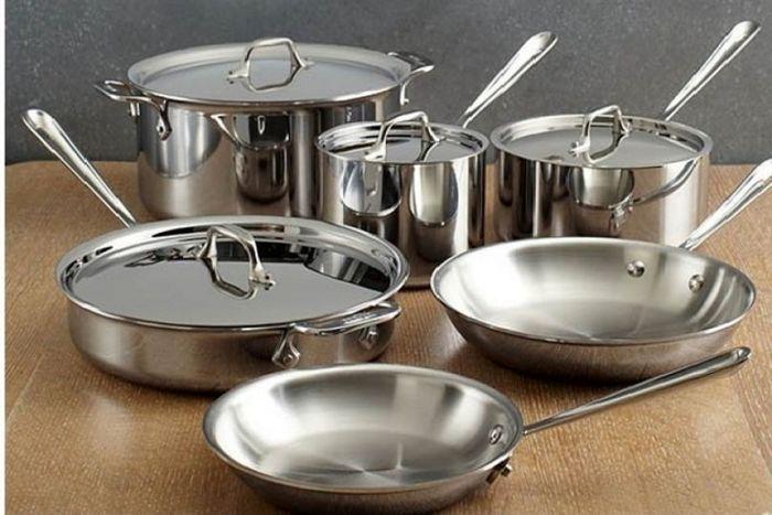 نکات مهم درباره معایب و نگهداری از ظروف استیل