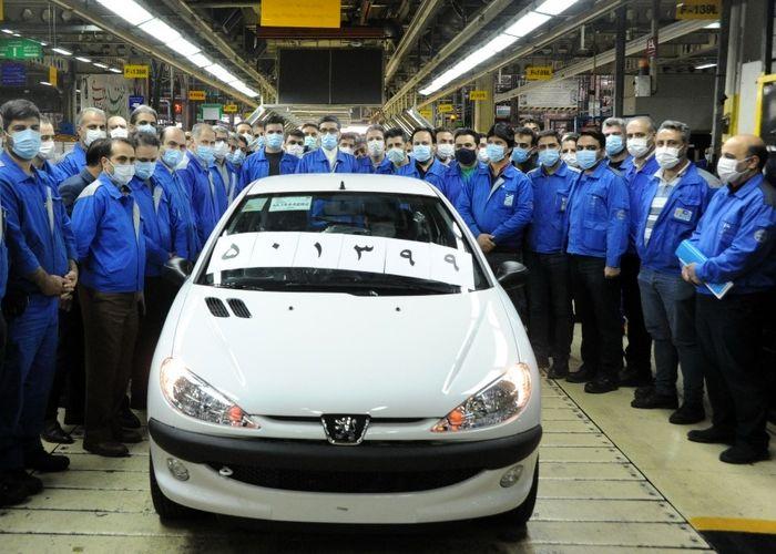 قیمت ها در بازار خودرو افت کرد