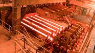 رشد ۱۲۲ درصدی میزان فروش فولاد خوزستان