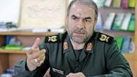 معاون سیاسی سپاه: ما دولت در میدان میخواهیم
