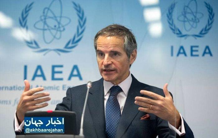 نشست خبری مدیرکل آژانس انرژی اتمی به تعویق افتاد