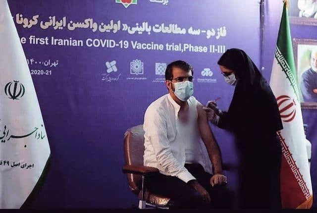 مدیرعامل پرسپولیس واکسن ایرانی زد|