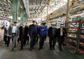 رونمایی وزیر صمت از جدیدترین محصول ایران خودرو