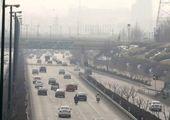 آژیر قرمز آلودگی هوا در همه مناطق تهران
