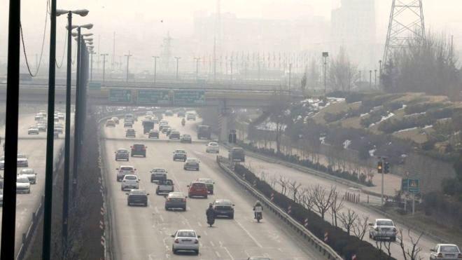 آلودگی هوای تهران از مازوت است یا نفت گاز؟