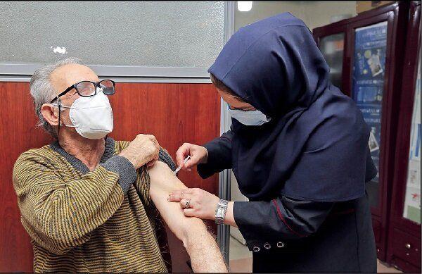 واکسیناسیون سالمندان با این سامانه