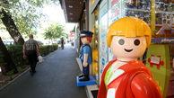 تصاویر/ داستان اسباب بازی های بدون مشتری!