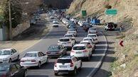 آخرین وضعیت جاده های کشور در پایان تعطیلات
