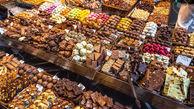 اتفاقی تلخ در بازار شیرینی و شکلات