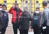 رسمی؛ محمد انصاری با پرسپولیس فسخ کرد