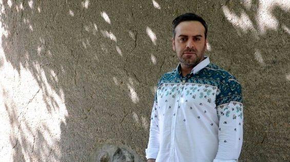 کری عجیب بازیگر سینما و تلویزیون برای استقلالی ها