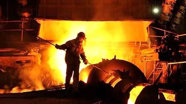 تولید آهن اسفنجی رشد کرد + جزئیات