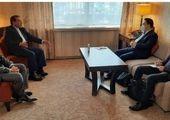 بیانیه سناتور امریکایی درباره دیدار با یک مقام ایرانی