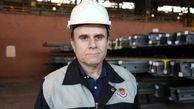 ظرفیت تولید ریل ذوب آهن افزایش یافت