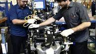 افزایش تولید موتور محصولات سایپا در شرکت مگاموتور