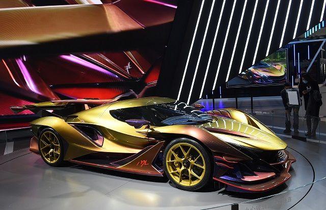 قدرت نمایی خودروسازان در نمایشگاه واردات چین + تصاویر