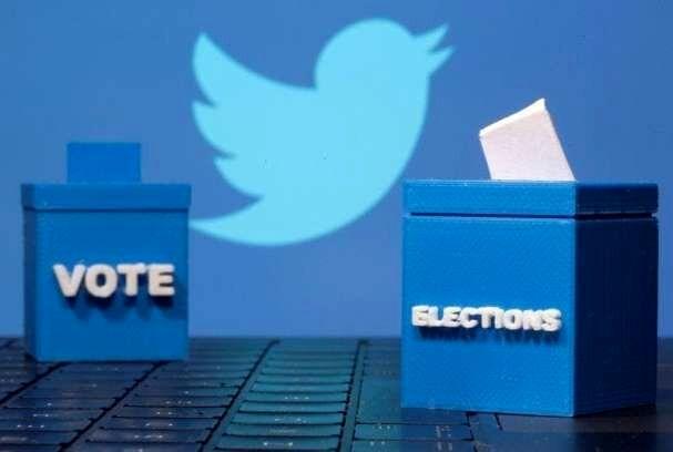 نقش پر رنگ توئیتر در جریان انتخابات امریکا